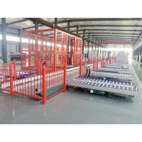 Buy cheap Swichgear Equipment Reversal , Distribution Panel Production Line Max Bearing Weight 2.5T from wholesalers