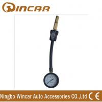 Buy cheap Dial truck 4X4 digital Tire Pressure gauge with protective rubber casing from wholesalers