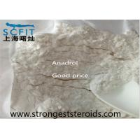 Buy cheap Oxymetholone 434-07-1 Anadrol Light Yellow Orals Steroid Anapolon For Fast Muscle Mass Gains from wholesalers