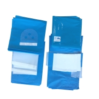 Buy cheap ISO CE Certification Laparotomy Sterile Disposable Drapes from wholesalers