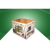 Buy cheap Cardboard Dump Bins For Retail from wholesalers
