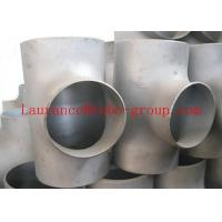 """Buy cheap ASME B 16.9 ASTM 1/2"""" - 100"""" in all wall thickness Tee from wholesalers"""