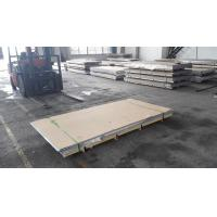 Buy cheap 2D SUS439M Ferritic Stainless Steel Sheet DIN1.4510 X3CrTi17 Used For Exhaust System from wholesalers