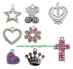 Buy cheap Pet collar pendants,DIY pendants,metal pendants,rhinestone pendants,enamel pendants  from wholesalers