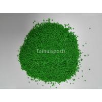 Buy cheap Environmental Synthetic Grass Infill EPDM Rubber Granules Fire Retardant from wholesalers