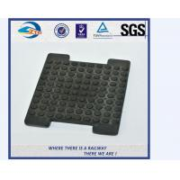 Buy cheap railway fasterner system rail pad 66 (PA66) HDPE from wholesalers