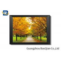 Buy cheap SGS 3D Lenticular Printing Black And White Landscape Pictures For Home Decorative Wall Art Framed from wholesalers