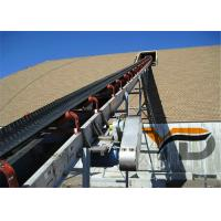 Buy cheap High Tensile Strength Flat Belt Conveyor Durable For Coal / Mineral Ores from wholesalers
