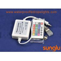 Buy cheap 24 Keys LED Rope Light Controller RGB IR Remote Controller For RGB Strip from wholesalers