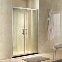 Buy cheap Modern Design North America Popular Double Sliding Shower Enclosure from wholesalers