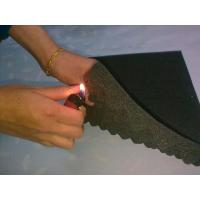 Buy cheap Flame Resistant Industrial Foam Sheets with Wave Surface 18 D - 65 D Density from wholesalers