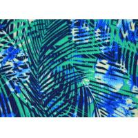 Buy cheap Customized Pattern 100 Polyester Fabric Non Harmful Dust And Waste Created from wholesalers