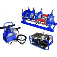 Buy cheap Φ 160mm To Φ 315mm HDPE Pipe Butt Fusion Welding Machine Manually 220V Low Noise from wholesalers