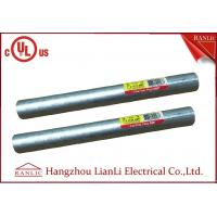 Buy cheap 1/2 Inch to 4 Inch Galvanised EMT Electrical Conduit Tubing for Decorative from wholesalers