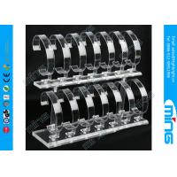 Buy cheap Custom Clear Acrylic Display Holders for Watch Bracelet Chains from wholesalers