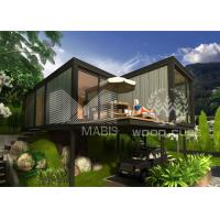 Buy cheap Eco Friendly Modern Modular Apartments Fully Furnished With Carport Design from wholesalers