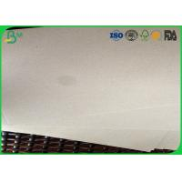 Buy cheap High quality low price waste paper duplex laminted grey board grey chipboard from wholesalers