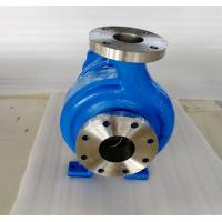 Buy cheap ANSI B73.1 chemical process pump and spare replacement parts for Goulds 3196 from wholesalers