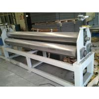 Buy cheap ISO Plastic Auxiliary Equipment Steel Plate Rolling Machine 15mm - 100mm Thickness from wholesalers