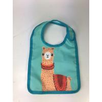 Buy cheap Food Grade Silicon Baby Bibs Set , Custom Pattern Printing Baby Gift Set from wholesalers