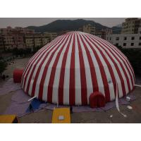 Buy cheap Commercial 500 People Inflatable Dome Tent / Large Inflatable Marquee Tent product