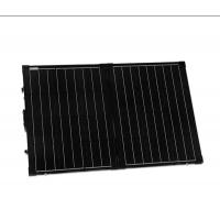 Buy cheap Folding Sunpower Solar Panel Kits Portable , Efficient Solar Cell Off Grid from wholesalers