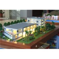 Buy cheap Miniature architectural villa scale model for sale from wholesalers