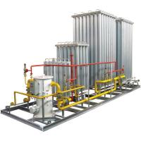 Buy cheap 99.6% O2 / N2 Cryogenic Air Separation Unit Liquid Oxygen Plant from wholesalers