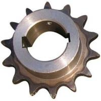 Buy cheap Sprocket with hardened teeth,C45 steel sprocket, roller chain sprocket,platewheel from wholesalers