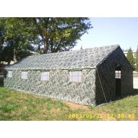 Buy cheap Rip - Stop Nylon Military Tents Shelters / Army Style Tent With UV Resistant from wholesalers