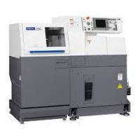 Buy cheap Wood CNC Automatic Lathe , Single Spindle Automatic Lathe Machine from wholesalers
