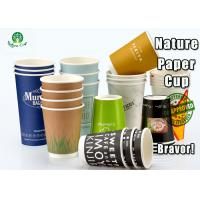 Buy cheap Colorful Custom PLA Paper Cups Accurate Printing For Vending Machines from wholesalers