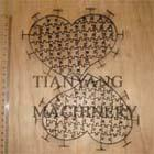 Buy cheap JIGSAW PUZZLE DIE  ---Special heart puzzle die with tiny puzzle pcs from wholesalers