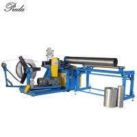 Buy cheap Factory price metal spiral duct making machine for round spiral pipe forming from wholesalers