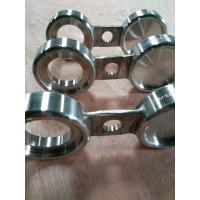 Buy cheap ASTM A182 F316 spectacle blind bleed ring WN SO SW blind flange forging disc ring from wholesalers