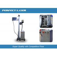Buy cheap High Speed Laser Marking Machine 10W-20W with galvenometer head , Lifting Type from wholesalers