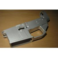Buy cheap AR15 billet lower - 6061-T6 bead blasted from wholesalers