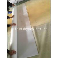 Buy cheap Translucent Membrane Rolls High Temperature Transparent Silicone Rubber Sheeting Roll from wholesalers