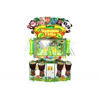 Buy cheap Cute Amusement Game Machines / Tambourine Tribe Child - Parents Interactive Hit from wholesalers