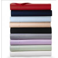 Buy cheap Colorful Linen Bed Sheets , King / Queen / Single / Double / Twin Bed Sheets from wholesalers