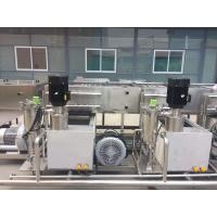 Buy cheap Heated Automatic Cleaning Machine Professional High Frequency Vibration Spray Cleaning from wholesalers
