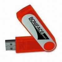 Buy cheap Bootable USB Flash Drive with 512MB to 4GB Capacity, Various Colors Available from wholesalers