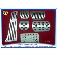Buy cheap Ac Car Foot Pedal Aluminum Anodizing Service For Jaguar And Mazda from wholesalers