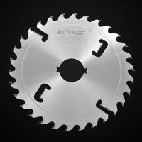 Buy cheap Solid Wood Cutting TCT Saw Blade Rust Proof Surface Treatment Chrome Finishing from wholesalers