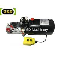 Buy cheap Mini 12V DC Hydraulic Power Pack Unit GD-S02-002 for Car Lift Platform from wholesalers
