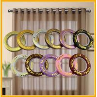 Buy cheap Fashion Prime ABS Plastic Custom Curtain Rings Circles Rod Accessories from wholesalers