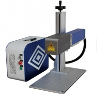 Buy cheap Portable IPG Fiber Laser Marker With 3D Dynamic Focus System from wholesalers