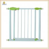 Buy cheap Auto Close Metal Baby Safety Gates For Wide Openings / Portable Baby Gate from wholesalers
