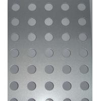 Buy cheap SS 304 Perforated Customized Hole punch sheet metal Perforated metal sheet from wholesalers