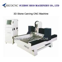 Buy cheap High Quality Stone CNC Engraver CNC Router Machine for 3D Granite Marble Wood Sculpture S9015C from wholesalers